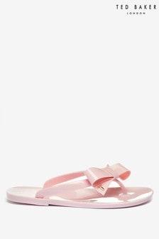 Ted Baker Bejouw Pink Flip Flops