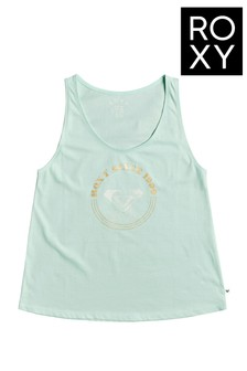 Roxy Green Closing Party Organic Vest Top