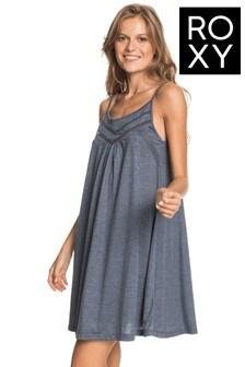 Roxy Blue Rare Feeling Strappy Dress