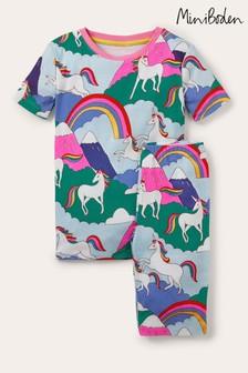 Boden Multi Snug Short John Pyjamas
