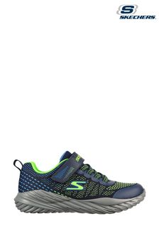 Skechers Blue Nitro Sprint Karvo Shoes