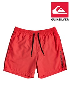 Quiksilver Red Vert Shorts