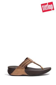 FitFlop Brown Walkstar Sandals