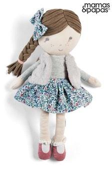Mamas & Papas Always Love You Soft Toy Bella Rag Doll