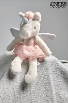 Mamas & Papas Mini Adventures Unicorn Soft Toy