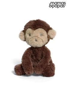 Mamas & Papas Mini Adventures Monkey Soft Toy