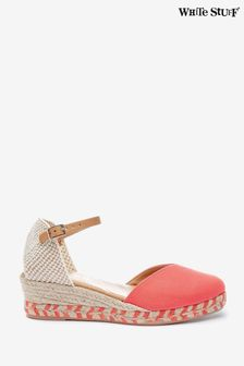 White Stuff Coral Sophie Espadrille Wedges