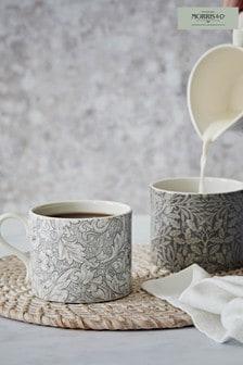 Set of 2 Morris & Co. Bachelors & Acorn Mugs