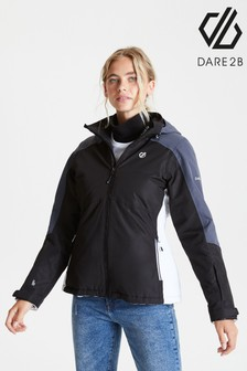 Dare 2B Black Radiate Waterproof Ski Jacket