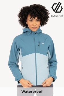 Dare 2b Green Veritas Iii Waterproof Jacket