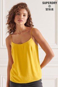 Superdry EcoVero Strappy Cami Top