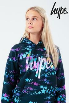 Hype. Star Fade Hoodie
