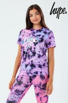 Hype. Pink Nine Acid T-Shirt