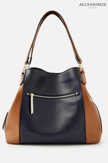 Accessorize Multi Brooklyn Slouch Bag