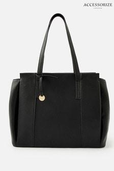 Accessorize Black Lauren Work Bag