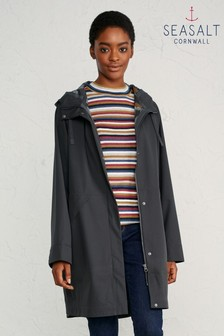 Seasalt Grey Slate Hidden Creek Coat