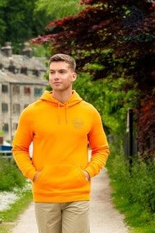 Tog 24 Orange Albie Mens Hoody