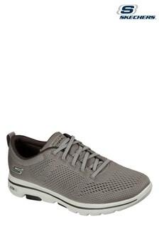 Skechers Grey Go Walk 5 Warwick Sports Trainers