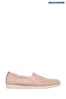 Skechers Pink Flexpadrille 3.0 Summer Siesta Shoes
