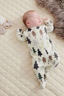 Woodland Sleepsuit (0mths-2yrs)