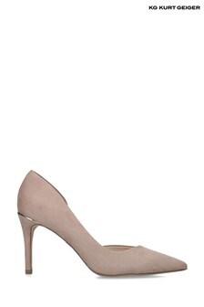 Kurt Geiger Pink Alyssa Shoes