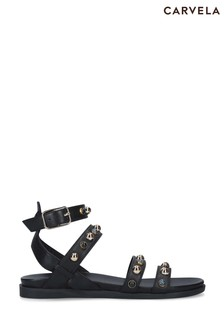 Carvela Black Kingston Sandals