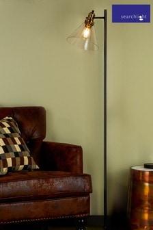 Searchlight Gold Macallan Floor Light