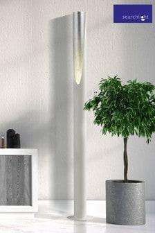Searchlight Silver Nano Floor Light