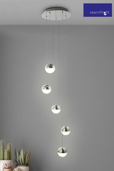 Searchlight Lexi 5 Light LED Ceiling Light