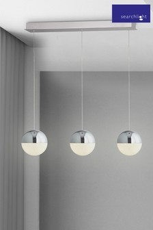 Searchlight Lexi 3 Light LED Ceiling Light