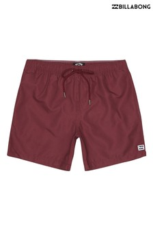 Billabong Red All Day Shorts