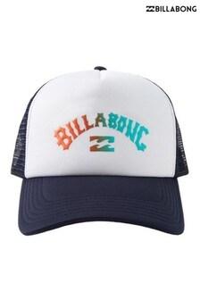 Billabong Blue Podium Trucker Cap