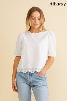 Albaray Embroidered Top