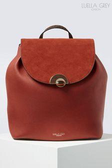 Luella Grey London Sophia Molten Clasp Backpack