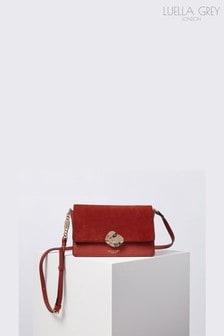 Luella Grey London Esme Molten Clasp Cross Body Bag