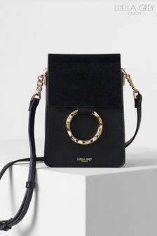 Luella Grey London Holly Portrait Phone Cross Body Handbag