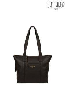 Cultured London Kensal Leather Handbag