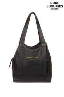 Pure Luxuries London Colette Leather Handbag