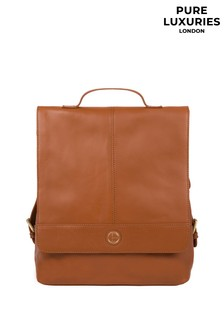Pure Luxuries London Pembroke Leather Backpack