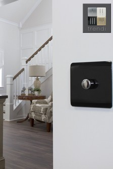 Trendiswitch 1 Gang LED Dimmer Light Switch