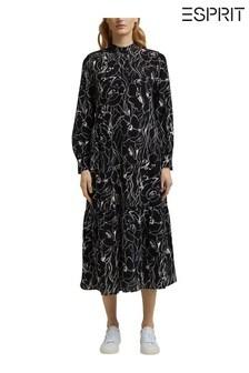 Esprit Women Print Dress