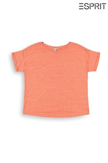 Esprit Womens Curvey Casual T-Shirt