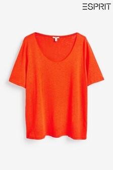 Esprit Womens Curvey T-Shirt