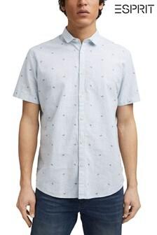 Esprit Mens Short Sleeve Shirt