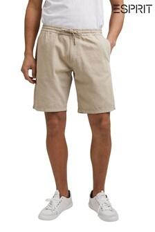 Esprit Mens Pull-On Shorts