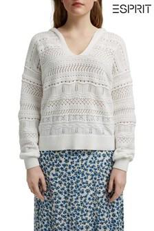 Esprit Womens Knit Cardigan