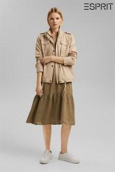 Esprit Womens Outdoor Jacket