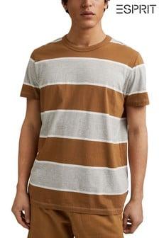 Esprit Mens Stripe T-Shirt