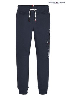 Tommy Hilfiger Blue Essential Sweatpants