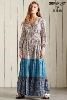 Superdry Bohemian Maxi Dress
